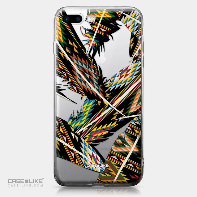 Apple iPhone 7 Plus case Indian Tribal Theme Pattern 2053 | CASEiLIKE.com