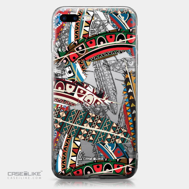 Apple iPhone 7 Plus case Indian Tribal Theme Pattern 2055 | CASEiLIKE.com