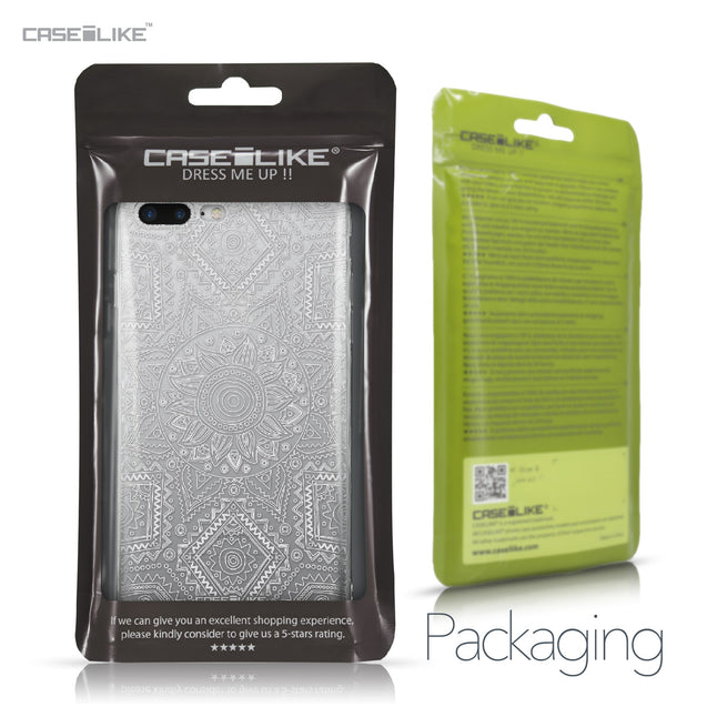 Apple iPhone 7 Plus case Indian Line Art 2061 Retail Packaging | CASEiLIKE.com