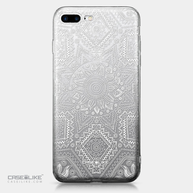 Apple iPhone 7 Plus case Indian Line Art 2061 | CASEiLIKE.com