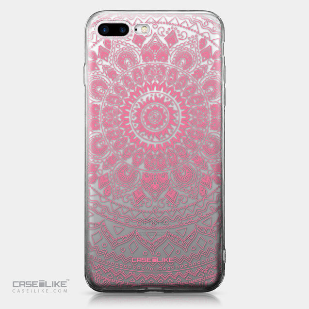 Apple iPhone 7 Plus case Indian Line Art 2062 | CASEiLIKE.com