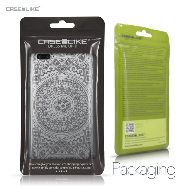 Apple iPhone 7 Plus case Indian Line Art 2063 Retail Packaging | CASEiLIKE.com