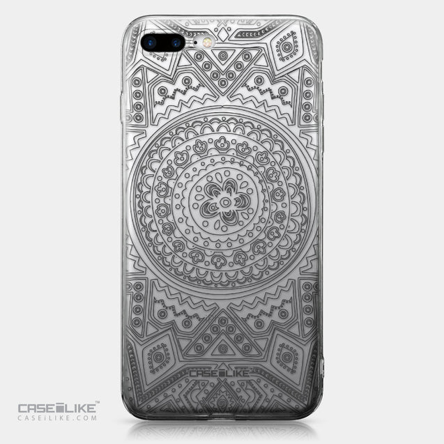 Apple iPhone 7 Plus case Indian Line Art 2063 | CASEiLIKE.com