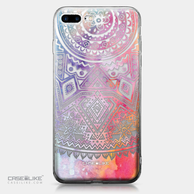 Apple iPhone 7 Plus case Indian Line Art 2065 | CASEiLIKE.com
