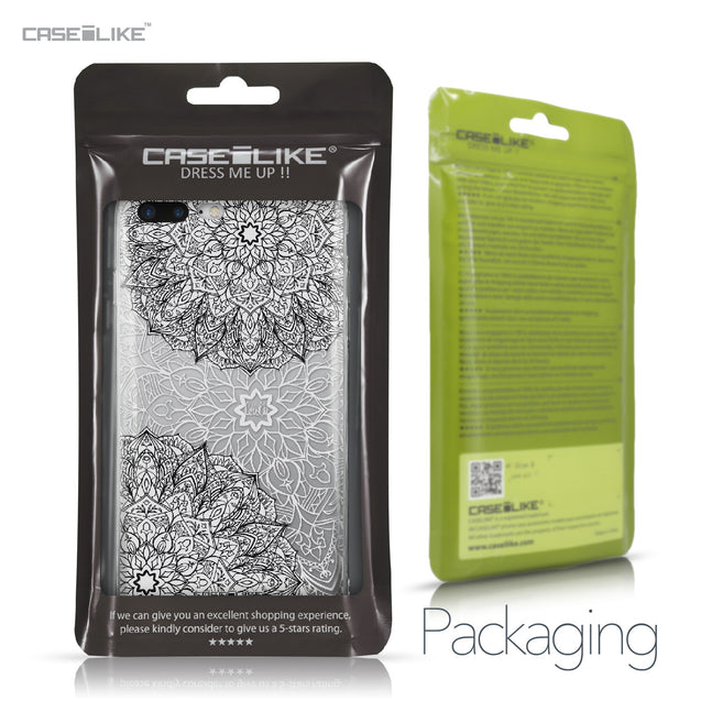 Apple iPhone 7 Plus case Mandala Art 2093 Retail Packaging | CASEiLIKE.com