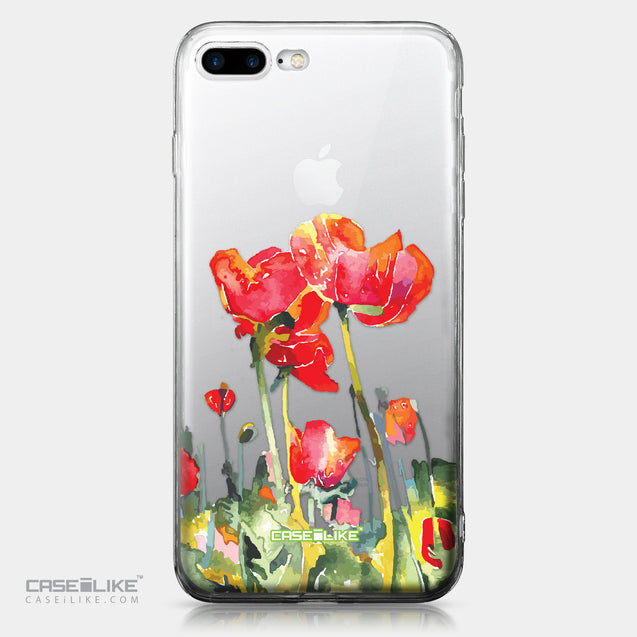 Apple iPhone 7 Plus case Watercolor Floral 2230 | CASEiLIKE.com