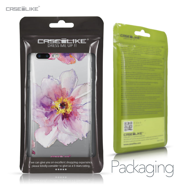 Apple iPhone 7 Plus case Watercolor Floral 2231 Retail Packaging | CASEiLIKE.com