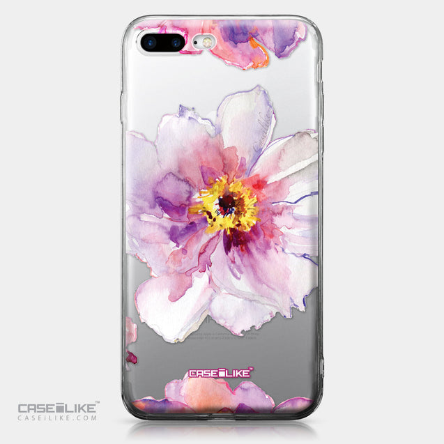 Apple iPhone 7 Plus case Watercolor Floral 2231 | CASEiLIKE.com