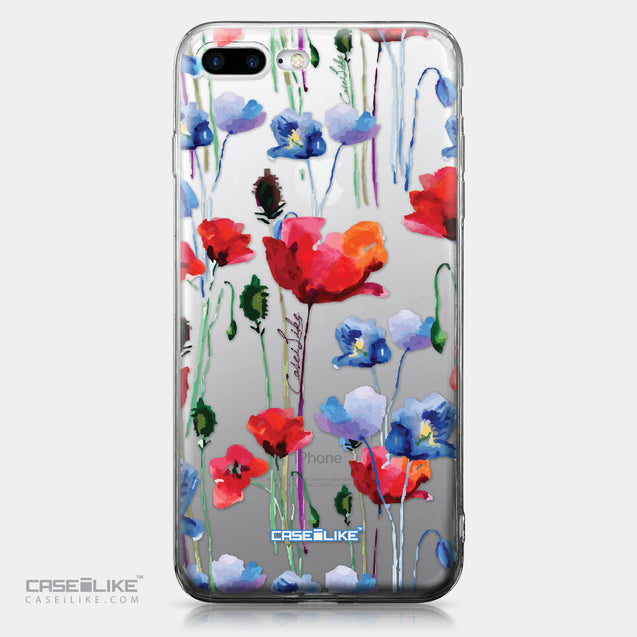 Apple iPhone 7 Plus case Watercolor Floral 2234 | CASEiLIKE.com