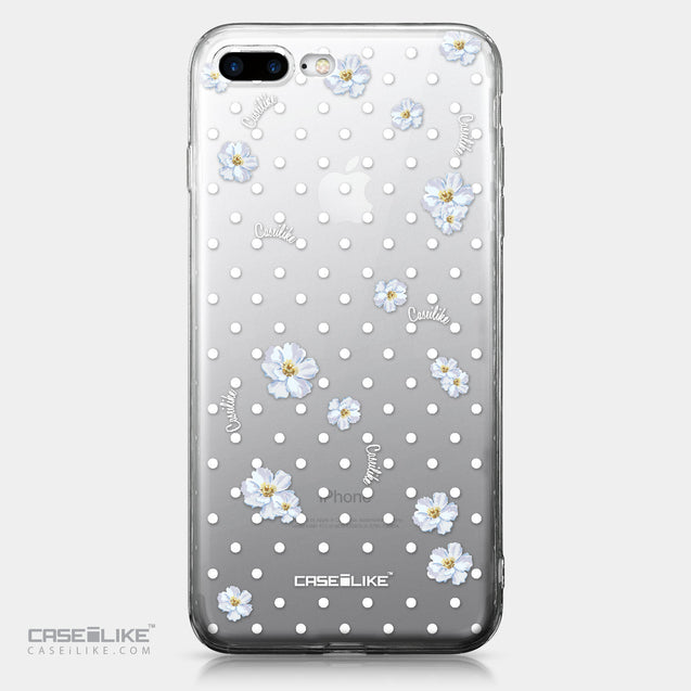 Apple iPhone 7 Plus case Watercolor Floral 2235 | CASEiLIKE.com