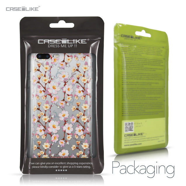 Apple iPhone 7 Plus case Watercolor Floral 2236 Retail Packaging | CASEiLIKE.com