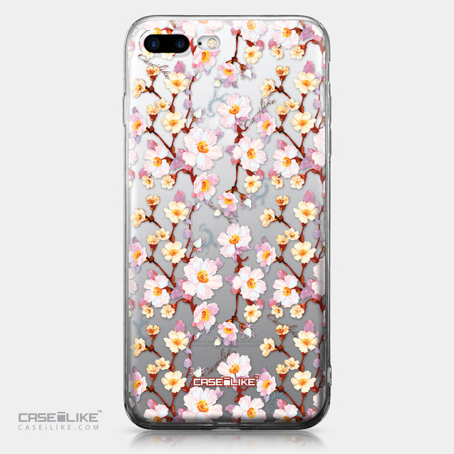 Apple iPhone 7 Plus case Watercolor Floral 2236 | CASEiLIKE.com