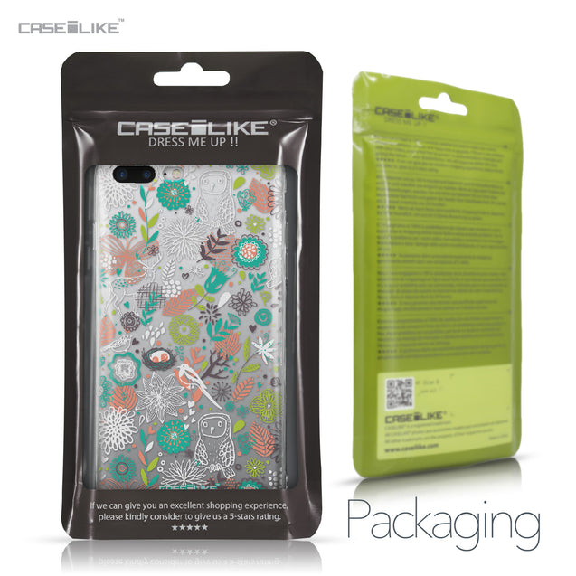 Apple iPhone 7 Plus case Spring Forest White 2241 Retail Packaging | CASEiLIKE.com