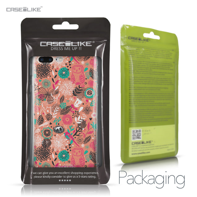 Apple iPhone 7 Plus case Spring Forest Pink 2242 Retail Packaging | CASEiLIKE.com
