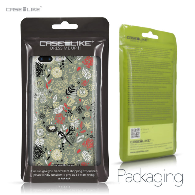 Apple iPhone 7 Plus case Spring Forest Gray 2243 Retail Packaging | CASEiLIKE.com
