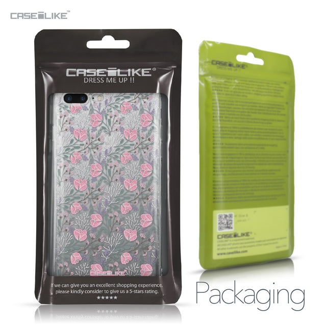 Apple iPhone 7 Plus case Flowers Herbs 2246 Retail Packaging | CASEiLIKE.com