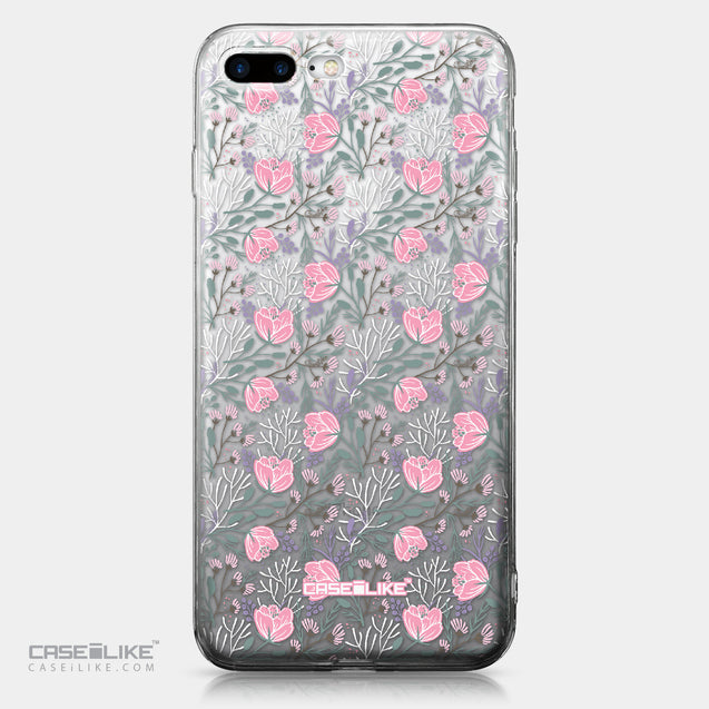 Apple iPhone 7 Plus case Flowers Herbs 2246 | CASEiLIKE.com
