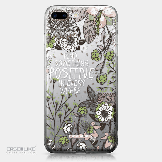 Apple iPhone 7 Plus case Blooming Flowers 2250 | CASEiLIKE.com