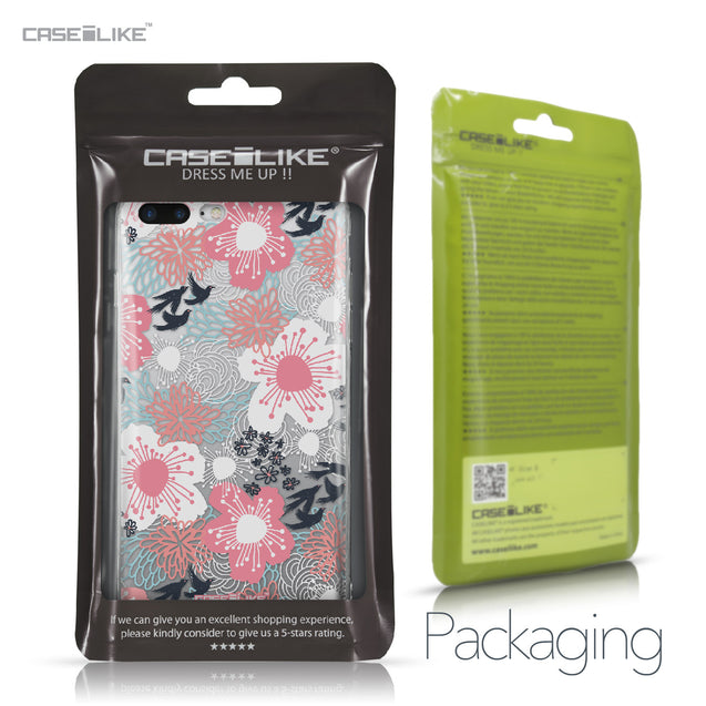 Apple iPhone 7 Plus case Japanese Floral 2255 Retail Packaging | CASEiLIKE.com