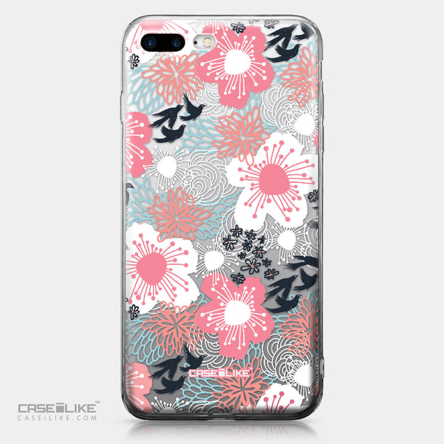 Apple iPhone 7 Plus case Japanese Floral 2255 | CASEiLIKE.com