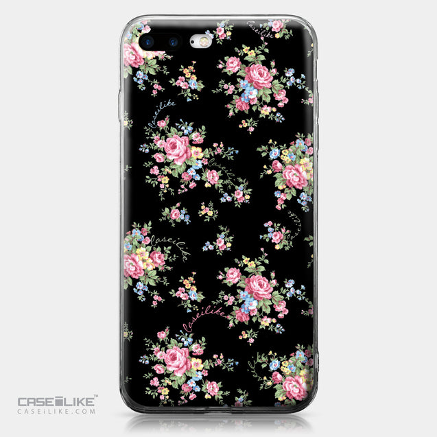 Apple iPhone 7 Plus case Floral Rose Classic 2261 | CASEiLIKE.com