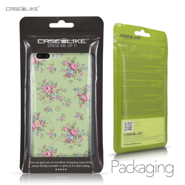 Apple iPhone 7 Plus case Floral Rose Classic 2262 Retail Packaging | CASEiLIKE.com