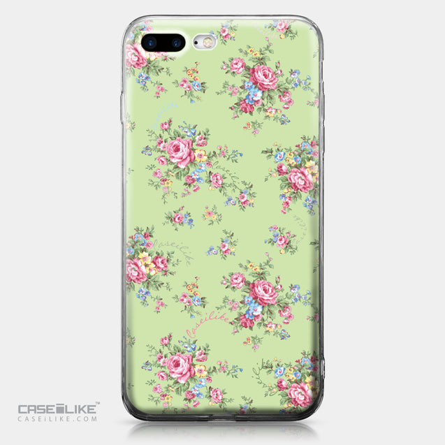 Apple iPhone 7 Plus case Floral Rose Classic 2262 | CASEiLIKE.com