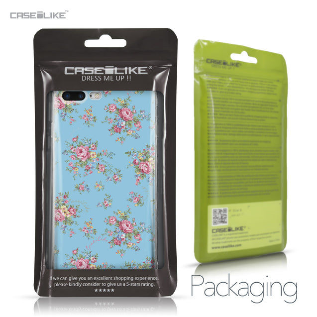 Apple iPhone 7 Plus case Floral Rose Classic 2263 Retail Packaging | CASEiLIKE.com