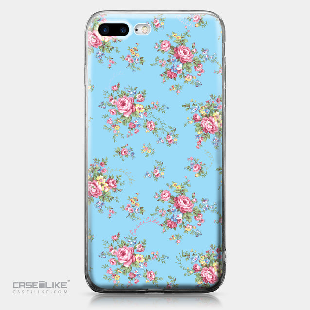 Apple iPhone 7 Plus case Floral Rose Classic 2263 | CASEiLIKE.com