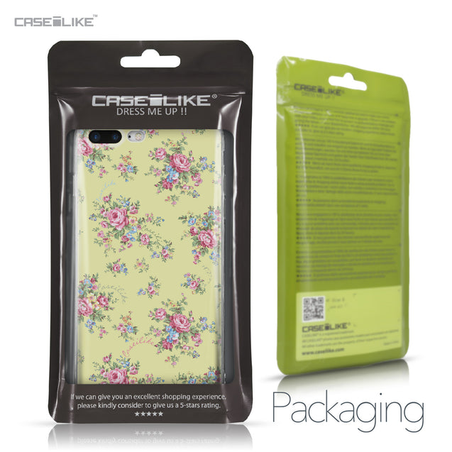 Apple iPhone 7 Plus case Floral Rose Classic 2264 Retail Packaging | CASEiLIKE.com