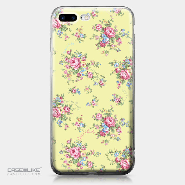 Apple iPhone 7 Plus case Floral Rose Classic 2264 | CASEiLIKE.com
