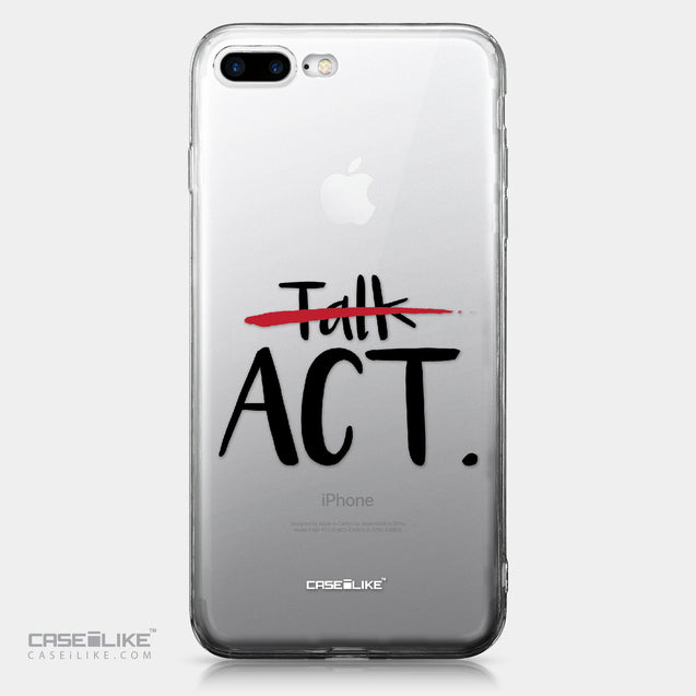 Apple iPhone 7 Plus case Quote 2408 | CASEiLIKE.com