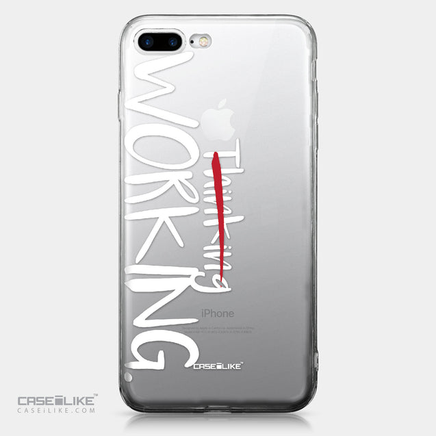 Apple iPhone 7 Plus case Quote 2411 | CASEiLIKE.com