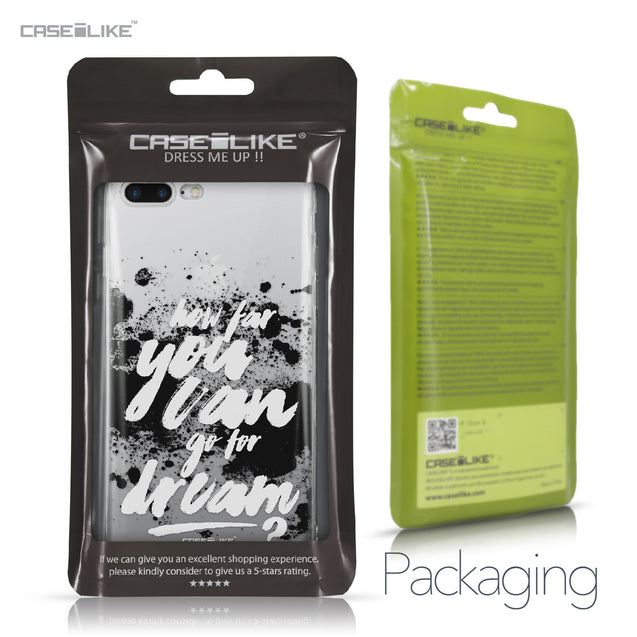 Apple iPhone 7 Plus case Quote 2413 Retail Packaging | CASEiLIKE.com