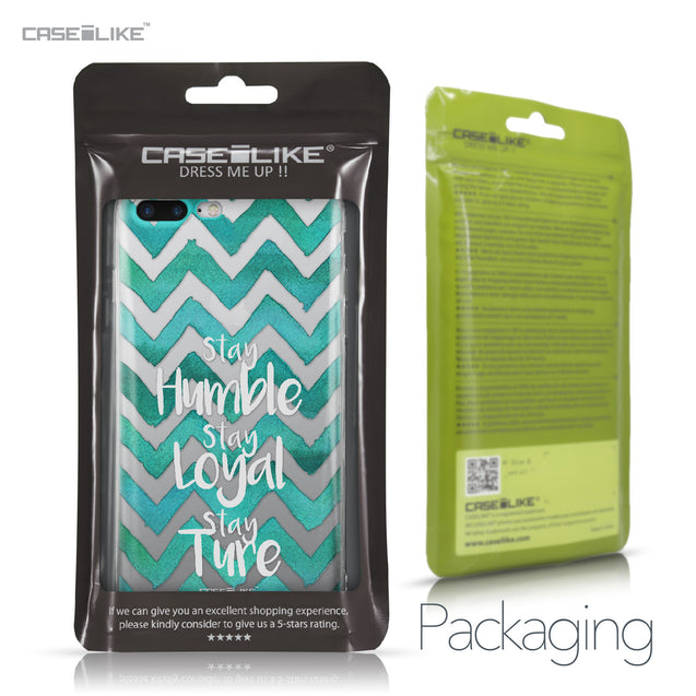 Apple iPhone 7 Plus case Quote 2418 Retail Packaging | CASEiLIKE.com