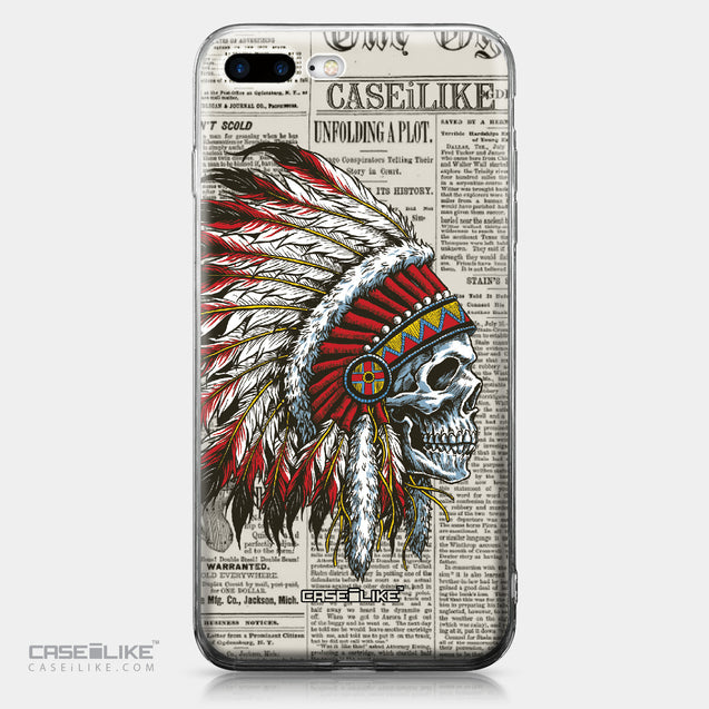 Apple iPhone 7 Plus case Art of Skull 2522 | CASEiLIKE.com