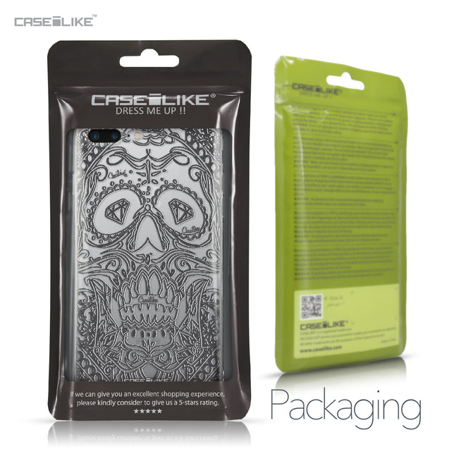 Apple iPhone 7 Plus case Art of Skull 2524 Retail Packaging | CASEiLIKE.com