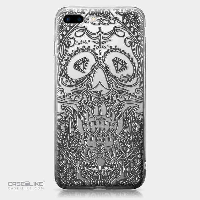 Apple iPhone 7 Plus case Art of Skull 2524 | CASEiLIKE.com
