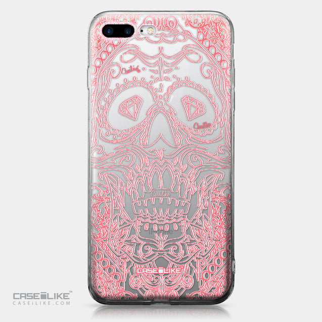 Apple iPhone 7 Plus case Art of Skull 2525 | CASEiLIKE.com