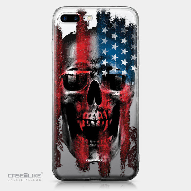Apple iPhone 7 Plus case Art of Skull 2532 | CASEiLIKE.com