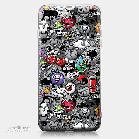 Apple iPhone 7 Plus case Graffiti 2709 | CASEiLIKE.com