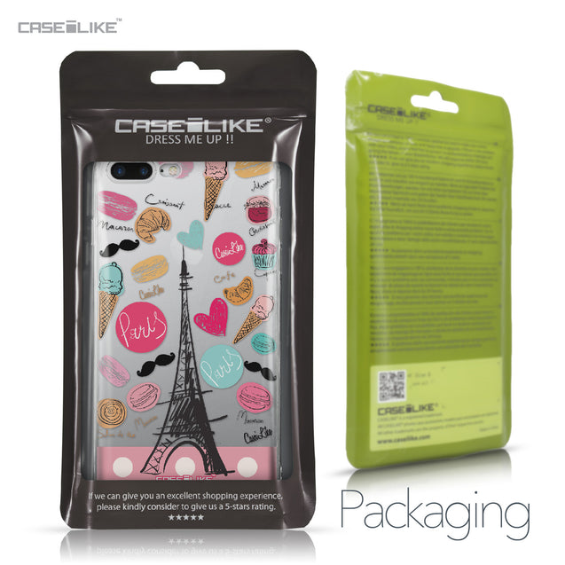 Apple iPhone 7 Plus case Paris Holiday 3904 Retail Packaging | CASEiLIKE.com
