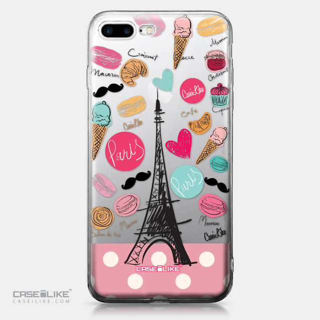 Apple iPhone 7 Plus case Paris Holiday 3904 | CASEiLIKE.com