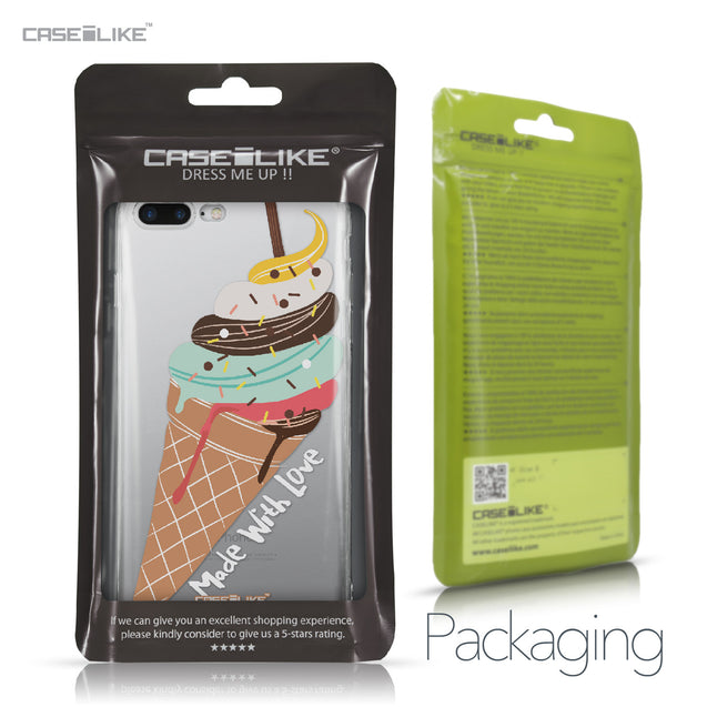Apple iPhone 7 Plus case Ice Cream 4820 Retail Packaging | CASEiLIKE.com
