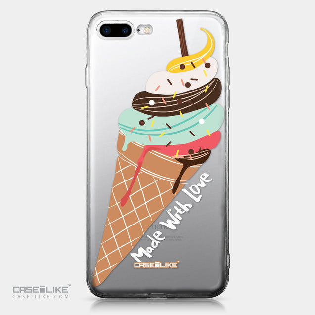 Apple iPhone 7 Plus case Ice Cream 4820 | CASEiLIKE.com