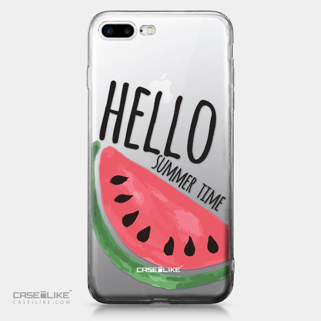 Apple iPhone 7 Plus case Water Melon 4821 | CASEiLIKE.com