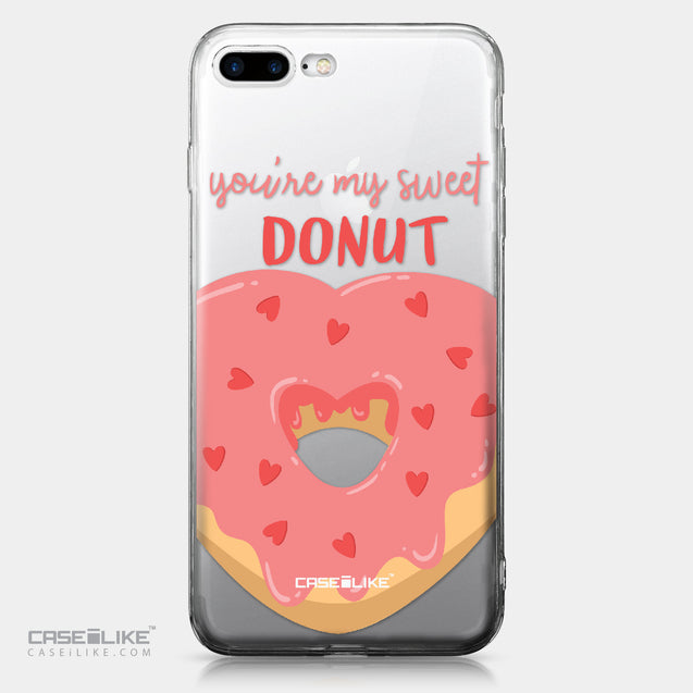 Apple iPhone 7 Plus case Dounuts 4823 | CASEiLIKE.com