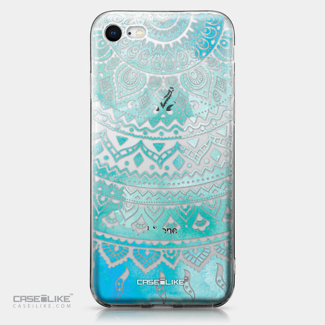 Apple iPhone 8 case Indian Line Art 2066 | CASEiLIKE.com
