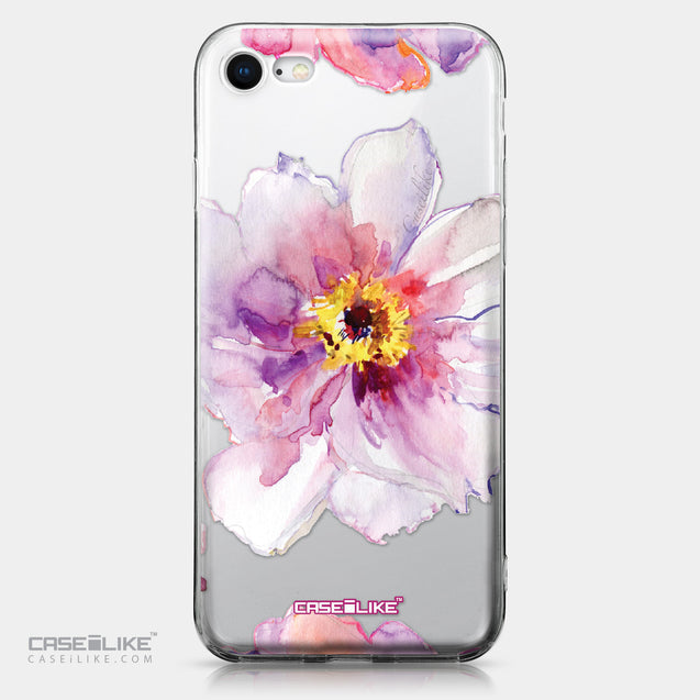 Apple iPhone 8 case Watercolor Floral 2231 | CASEiLIKE.com