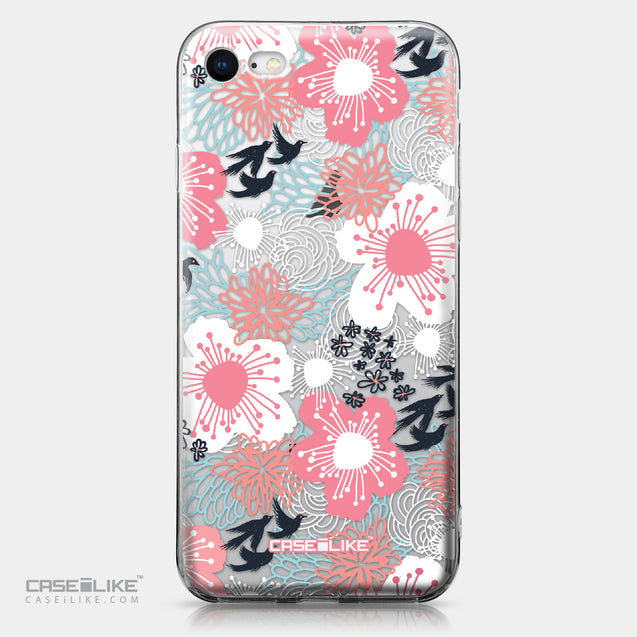 Apple iPhone 8 case Japanese Floral 2255 | CASEiLIKE.com